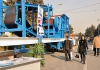kobesh machine in international mining expo fair 2012