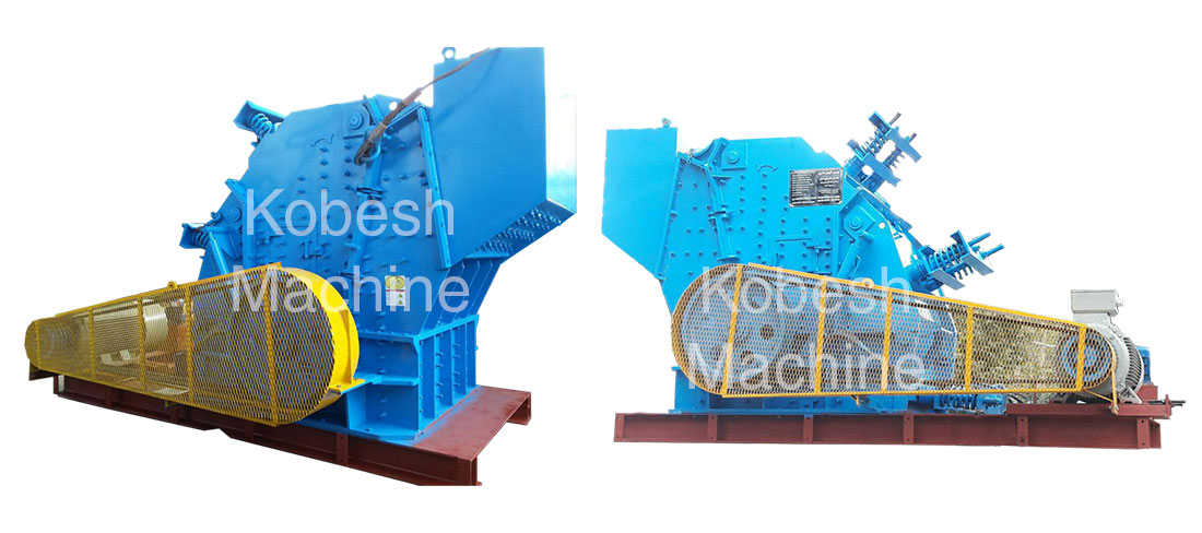 Impact Crusher KNP series