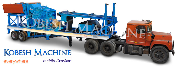 mobile crusher plant mobile mining equipment