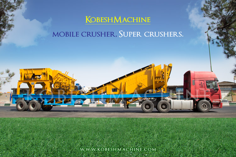 kobeshmachine mobile mining plant crushing plant hero