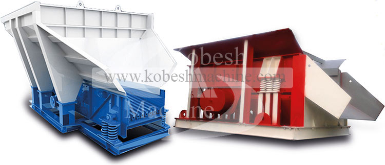 grizzly vibratory feeder vibrating feeders