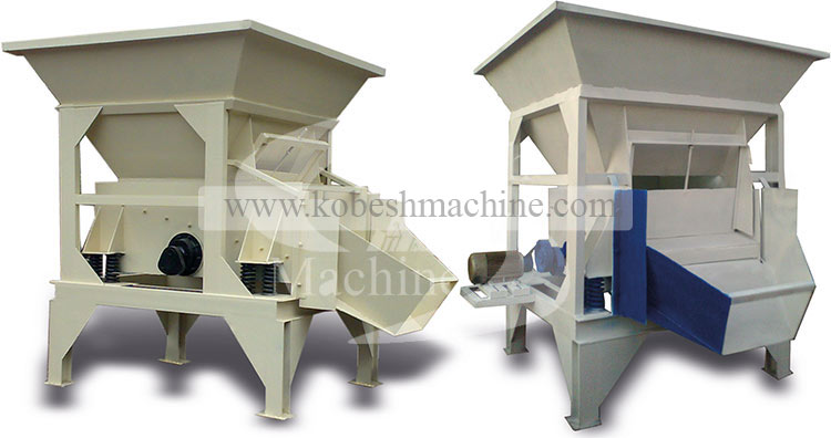vibratory feeder vibrating feeders