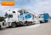 بچینگ پلانت سیار mobile concrete batching plant