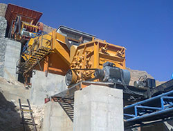 mining project in Juneghan (Shahrekord, Iran)