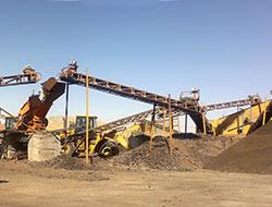 mining project in Qorveh (Kordestan , Iran)